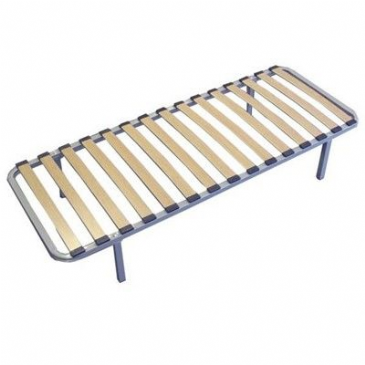 SINGLE BED FRAME FIXED LEG 180CM X 61CM
